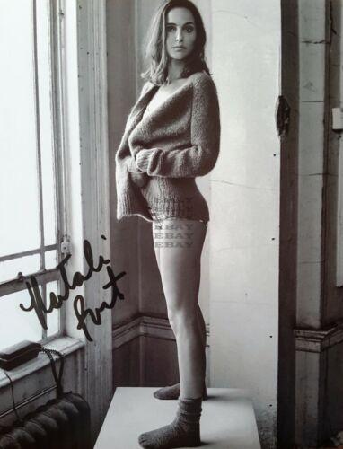 NATALIE PORTMAN Autographed Signed 8x10 Photo Reprint
