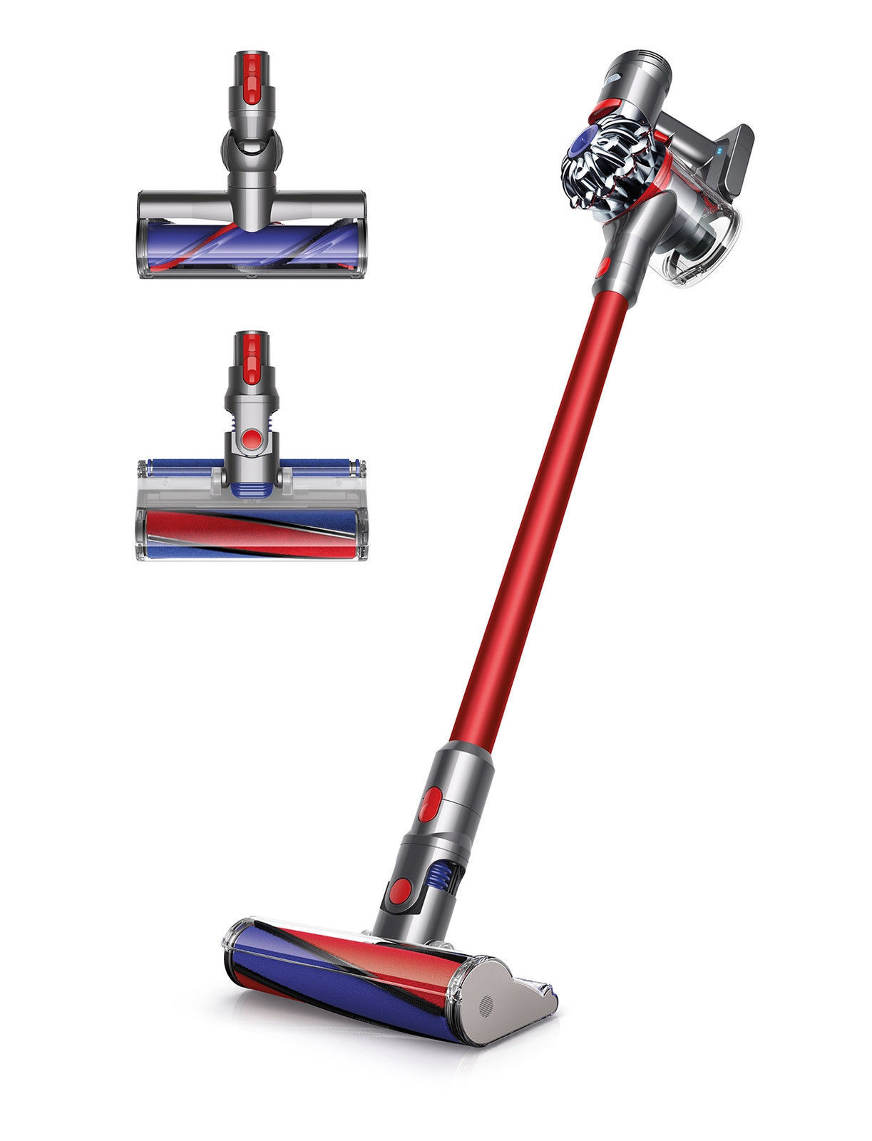 Dyson V7 Absolute Cordless Vacuum | New Red