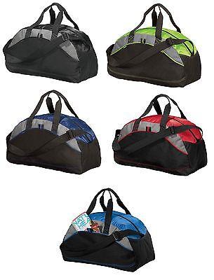 Port   Company   Small Or Medium Duffel Bag  Gym Duffle  Travel Carry On  Bg1060