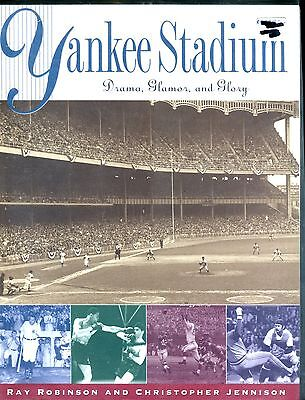 Yankee Stadium Drama, Glamor, And Glory Book 2004 EX 010417jhe