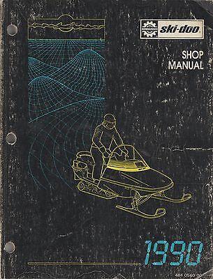 1991 safari ski doo manua