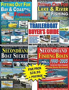 Trailerboat Buyer's Guides 5 Pack: Reviews on Quintrex, Signature Southport Gold Coast City Preview