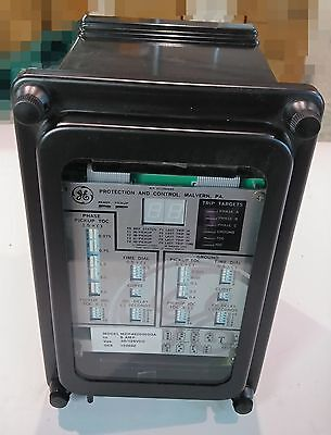 Ge Used Mdp4320000da Protection And Control Malvern Pa 5 Amp 48125vdc