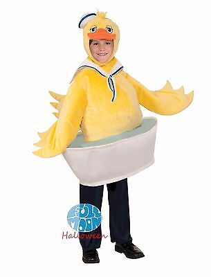 New Rubber Ducky Halloween Costume for Boys One Color One-Size