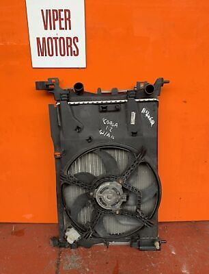 Vauxhall Corsa D 1.0 1.2 1.4 Petrol Radiator Pack Rad Pack Fan Cowling With AC