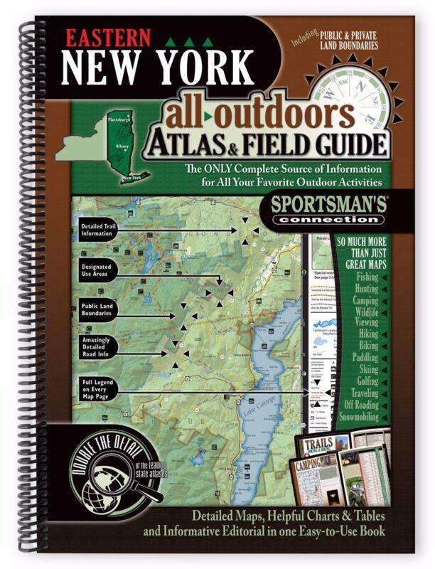 Eastern New York All-Outdoors Atlas & Field Guide | Sportsman
