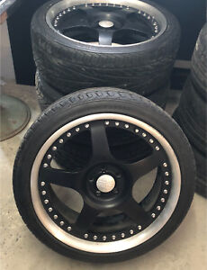 Subaru Wheels and Tires 4
