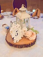 Affordable rustic wedding centerpieces for rent