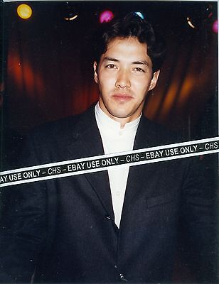 RUSSELL WONG NICE COLOR CANDID 8x10 PHOTO