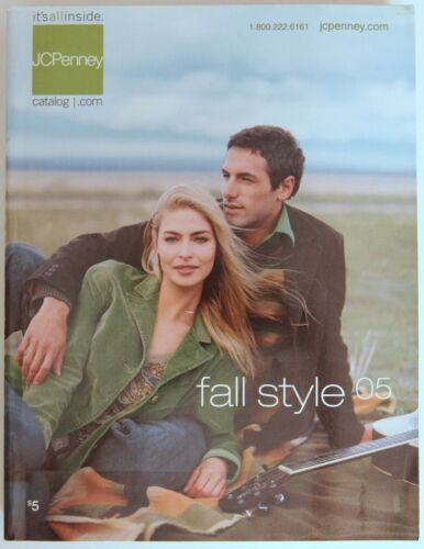 JCPENNEY Fall Style 2005 Catalog - 1091 Pages JC Penney