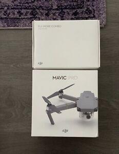 DJI MAVIC PRO DRONE FLY MORE BUNDLE