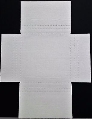 Multi-depth Mailers Holds 8 50 Pc Seven Inch 45rpm 7 Vinyl Record Supplies