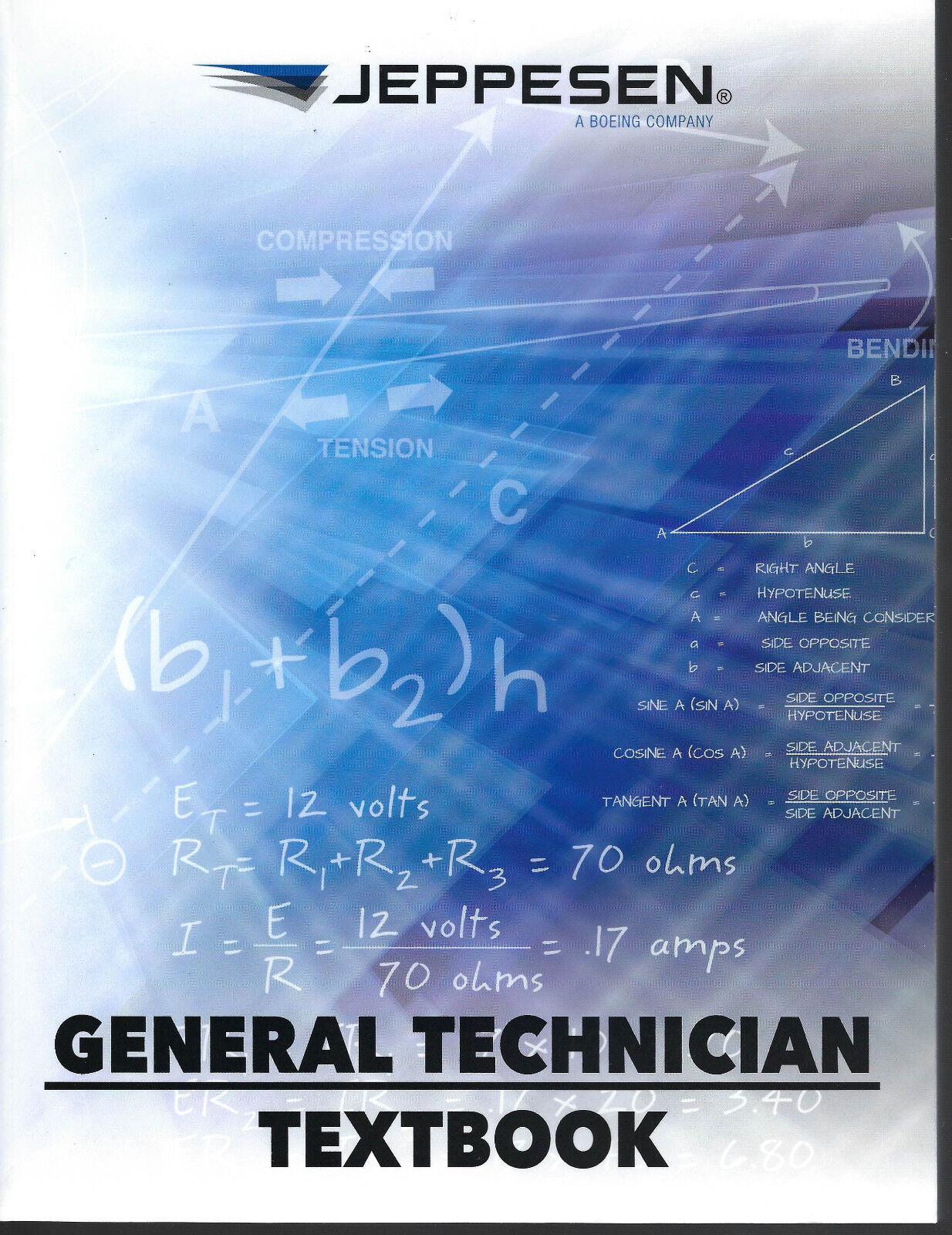 Jeppesen A P Aviation Maintenance Technician General Textbook 10002467 005 Ebay