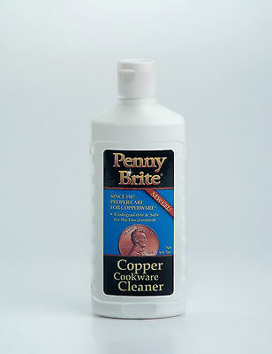 Copper Cookware Cleaner (6 pack-Penny Brite Copper Cookware Cleaner and Polish )