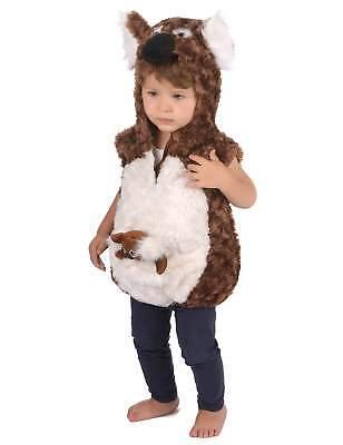 Weiches Koala Kostüm für Kinder Cod.308276