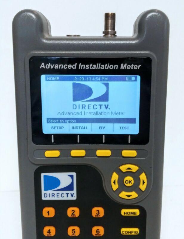 DirecTV Advanced Installation Meter AIM 1.0  AIM01R0-12 - *New Battery*
