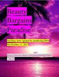 Beauty Bargains Paradise