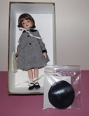 "14"" Betsy McCall Robert Tonner Doll #301 Limited Edition 78/250 New in Box!"