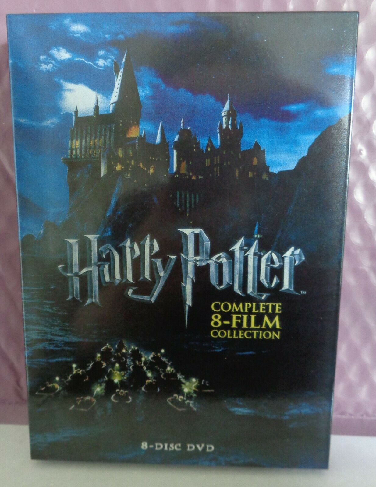 Harry Potter Complete 8-Film Collection DVD, 2011, 8-Disc Set  - $15.99