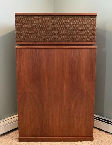 1969 Klipsch Klipschorn Vintage Speakers (PAIR)
