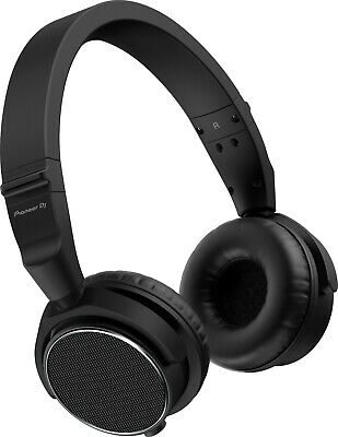 New Pioneer DJ HDJ-S7-K On Ear Headphones (Black)