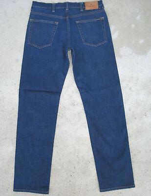 Paul Smith Classic Fit Stretch Jeans Mens Sz 30 x 30 Slim Straight Dark Blue
