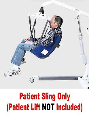 Patient Support - NEW Patient Lift Sling WITHOUT HEAD SUPPORT Use With HOYER And Most All Lifts