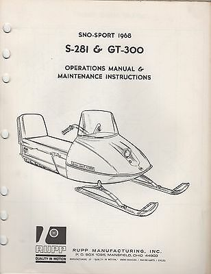 $_1 manuals rupp snowmobile trainers4me 1974 Rupp Snowmobile at gsmx.co