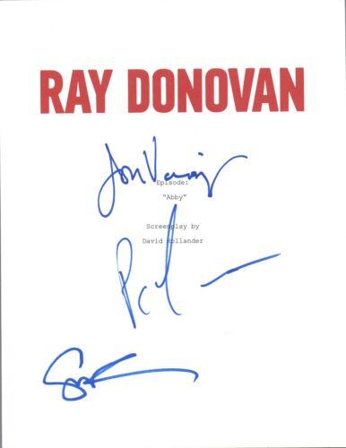 RAY DONOVAN Cast Signed ABBY Episode Script Jon Voight Susan Sarandon Paula COA