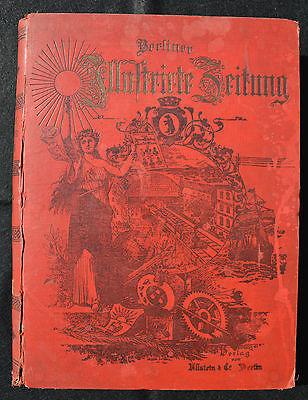 BERLINER ILLUSTRIRTE ZEITUNG Jahrgang 1901    komplett & gebunden