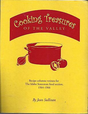 Boise Id 1964 1966 Cooking Treasures Of The Valley Cook Book  Idaho Statesman