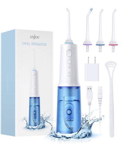water flosser cordless teeth cleaner 320ml professional