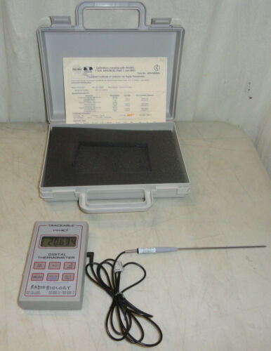 VWR Traceable Data-Log 50 Memory Digital Thermometer