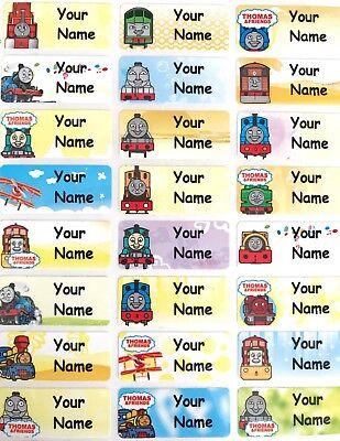Thomas the Tank Engine, Thomas and Friends, School Name Labels, (Thomas The Tank Engine And Friends Names)