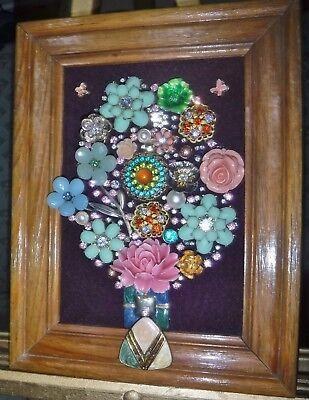 Jewlery Art Bouquet