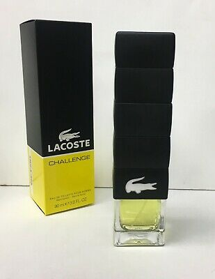 LACOSTE CHALLENGE  by  Lacoste 3.0  oz 90 ML  edt  Cologne for  Men New in Box