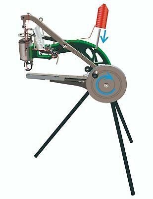 Hand Cobbler Shoe Repair Sewing Machine Make Cotton Nylon Thread Leather Manual
