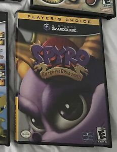 Spyro GameCube Game