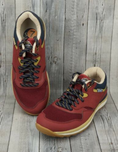 🔥LEMS Trailhead Women Minimalist Hiking Shoes Mountain Sneakers Redwood🔥