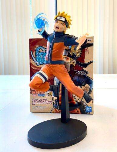Banpresto Naruto Shippuden Anime Vibration Stars Figure Uzumaki Naruto BP19961