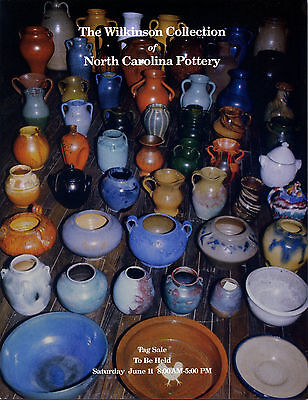 The Wilkinson Collection of North Carolina Pottery