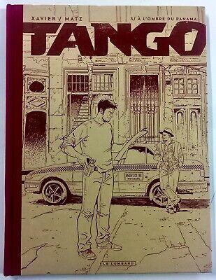 Tango - T3 A L'ombre du Panama - N/B - Tirage limité - Bon - Ref F1