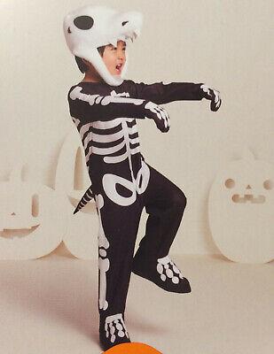 Hyde and EEK T-Rex Toddler Halloween Costume Dinosaur Skeleton 18-24 Months New - Dinosaur Skeleton Costume