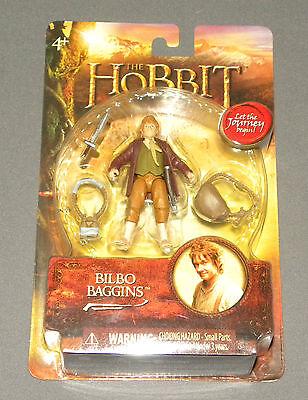 The Hobbit 4 Figure Bilbo Baggins An Unexpected Journey