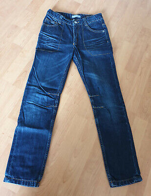Marc O´Polo Junior Boys Jeans Gr. 140 Form blue denim in Top Zustand