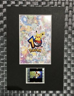 Pokémon Limited Edition Montage Collectibles