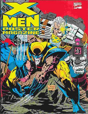 X-Men Poster Magazine # 1 (USA)
