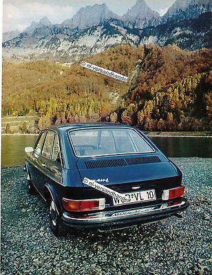 VW-411-1969-Reklame-Werbung-genuine Advertising - nl-Versandhandel