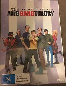 The Big Bang theory box set new Lyons Woden Valley Preview