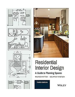 Residential Interior Design: A Guide To Planning Spaces Free Shipping